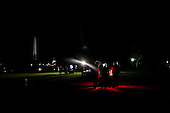The White House hosts  the second White House Astronomy Night attended by students, teachers, scientists, astronauts and others in the South Lawn of the White House in Washington, DC on October 19, 2015.<br /> Credit: Aude Guerrucci / Pool via CNP