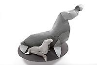 Elephant Seals, designer + folder - John Szinger