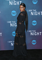 "09 May 2019 - North Hollywood, California - Golden Brooks. Emmy FYC for TNT'S ""I Am the Night"" held at the Saban Media Center at the Television Academy. Photo Credit: Birdie Thompson/AdMedia"
