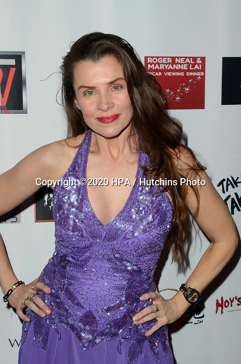 LOS ANGELES - FEB 9:  Alicia Arden at the 5th Annual Roger Neal & Maryanne Lai Oscar Viewing Dinner at the Hollywood Museum on February 9, 2020 in Los Angeles, CA