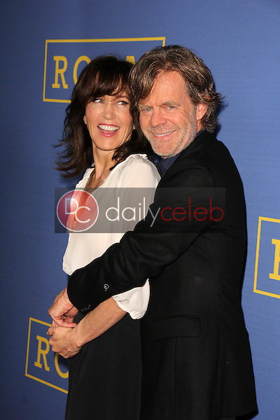 """Felicity Huffman, William H. Macy<br /> at the """"Room"""" Los Angeles Premiere, Pacific Design Center,  Los Angeles, CA 10-13-15<br /> David Edwards/Dailyceleb.com 818-249-4998"""