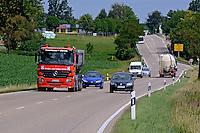 Estrada Romantica. Bavaria. Alemanha. 2011. Foto de Juca Martins.