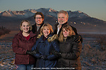 The Dattans on the bluff at OceanView Dec. 27, 2017