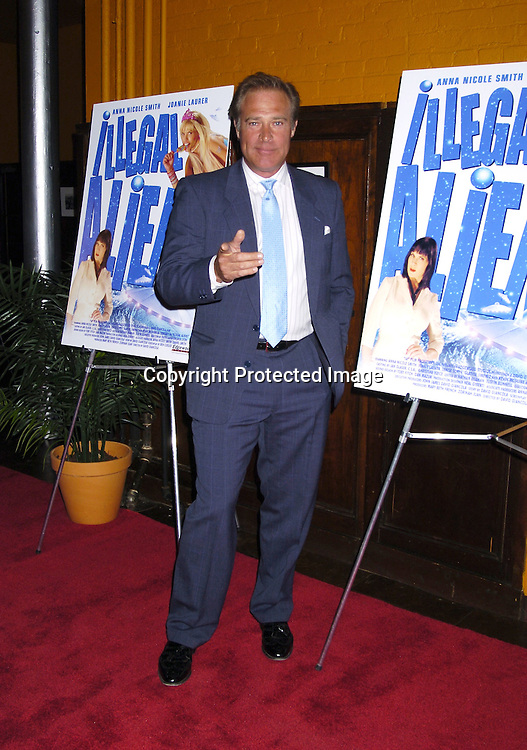 "Producer John James ..at a screening of a trailer for ""Illegal Alliens"" produced by John James and starring Joanie Laurer and Anna Nicole Smith on March 1, 2006 at Tribeca Cinemas...Robin Platzer, Twin Images"