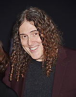 LOS ANGELES, CA - NOVEMBER 29: Al Yankovic  attends the Premiere Of Disney's 'Mary Poppins Returns' at El Capitan Theatre on November 29, 2018 in Los Angeles, California.<br /> CAP/ROT/TM<br /> &copy;TM/ROT/Capital Pictures