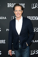 "NORTH HOLLYWOOD, CA - MAY 15: Kyle MacLachlan, at IFC Hosts ""Brockmire"" And ""Portlandia"" EMMY FYC Red Carpet Event at Saban Media Center at the Television Academy, Wolf Theatre in North Hollywood, California on May 15, 2018. Credit: Faye Sadou/MediaPunch"
