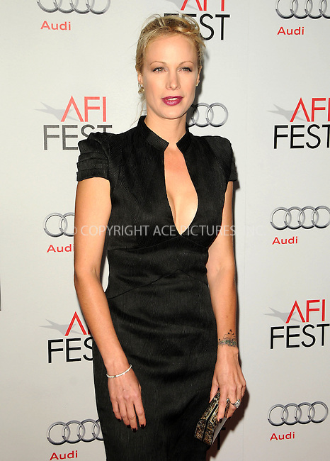 WWW.ACEPIXS.COM . . . . .  ....November 3 2011, LA....Actress Alison Eastwood arriving at the AFI FEST 2011 Presented By Audi - 'J. Edgar' Opening Night Gala at Grauman's Chinese Theatre on November 3, 2011 in Hollywood, California.....Please byline: PETER WEST - ACE PICTURES.... *** ***..Ace Pictures, Inc:  ..Philip Vaughan (212) 243-8787 or (646) 679 0430..e-mail: info@acepixs.com..web: http://www.acepixs.com