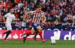 Atletico de Madrid's Marcos LLorente during La Liga match. Mar 07, 2020. (ALTERPHOTOS/Manu R.B.)