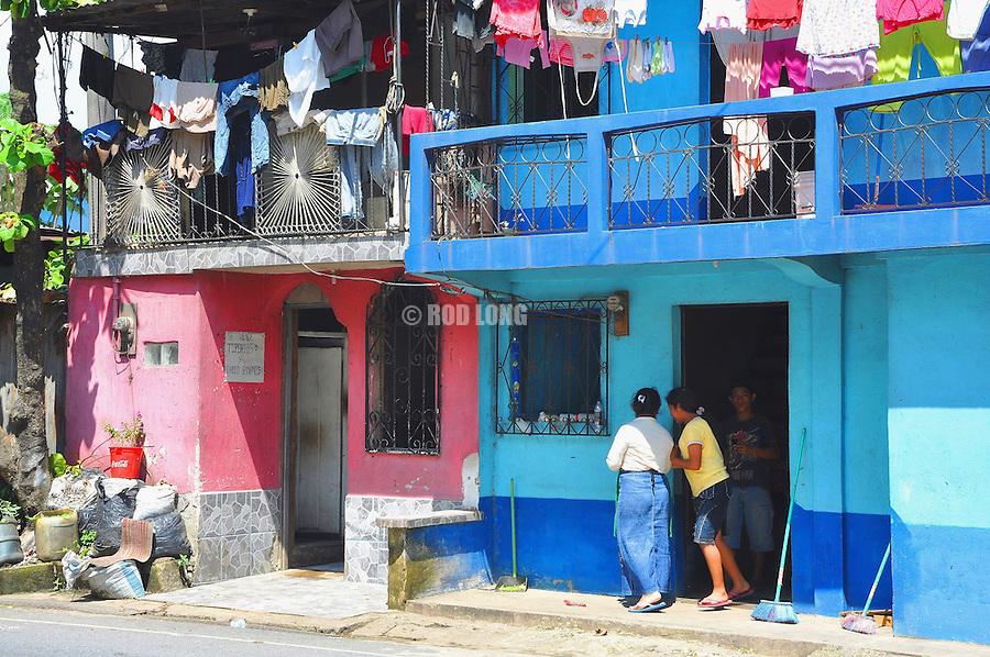 Work break, Central America