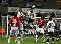 2009 09 15 Coca Cola Championship Swansea City v Bristol City, Liberty Stadium, Swansea, UK.