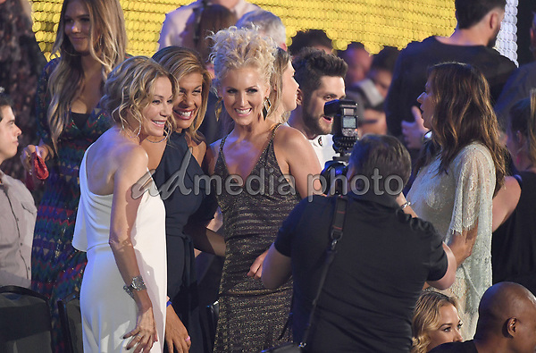 07 June 2017 - Nashville, Tennessee - Kathy Lee Gifford, Hoda Kotb and Kimberly Schlapman of Little Big Town. 2017 CMT Music Awards held at Music City Center. Photo Credit: Laura Farr/AdMedia