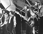 Four Seasons 1971 with Frankie Valli on Top Of The Pops..© Chris Walter..