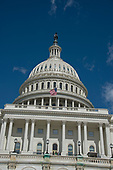 Very high resolution stock photo of the West Front of the United States Capitol in Washington, DC on Thursday, May 25, 2017.<br /> Credit: Ron Sachs / CNP