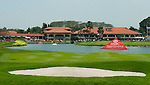 SINGAPORE - MARCH 08:  General view of the club house during the final round of HSBC Women's Champions at the Tanah Merah Country Club on March 8, 2009 in Singapore. Photo by Victor Fraile / The Power of Sport Images