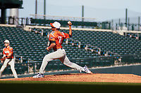 Alberto Gonzalez III (12) of JOHN B ALEXANDER High School in Laredo, Texas during the Under Armour All-American Pre-Season Tournament presented by Baseball Factory on January 14, 2017 at Sloan Park in Mesa, Arizona.  (Freek Bouw/MJP/Four Seam Images)