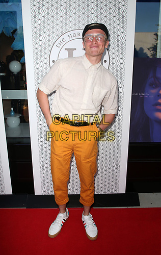 """28 May 2019 - Los Angeles, California - Nick Galarza. Hayley Orrantia Celebrates New EP """"The Way Out"""" held at The Harmonist.   <br /> CAP/ADM/FS<br /> ©FS/ADM/Capital Pictures"""
