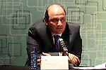 Alejandro Nieto. Premios Ondas 2012. Lectura fallo del Jurado.