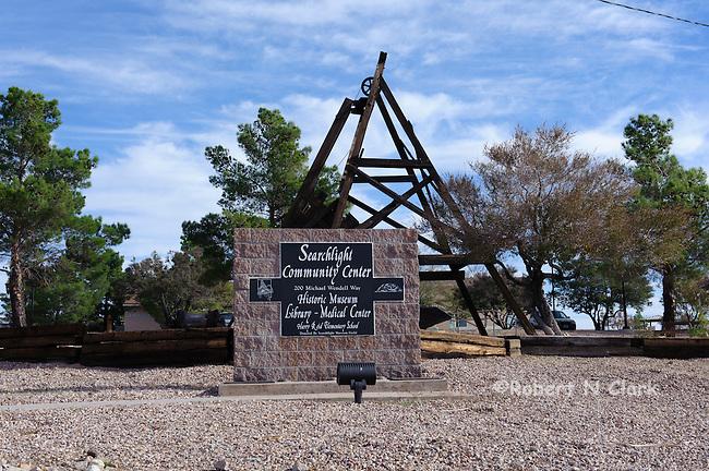 Searchlight Nevada Community Center