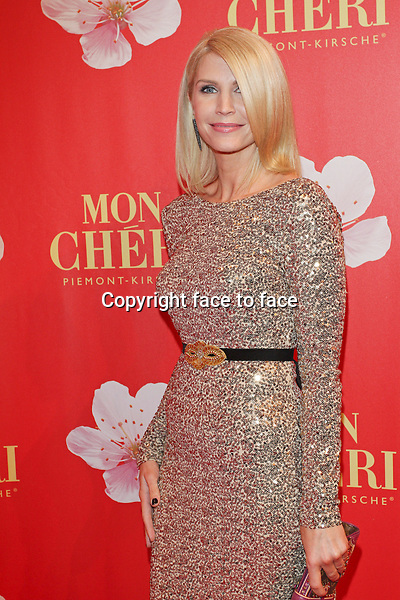 Yvonne Keating attending the &quot;Mon Cheri Barbara Day 2013&quot; at Postpalast in Munich on 04.12.2013.<br /> Credit: Franco Gulotta/face to face