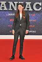 Eliot Paulina Sumner aka Coco Sumner at the &quot;Maniac&quot; UK TV premiere, Southbank Centre, Belvedere Road, London, England, UK, on Thursday 13 September 2018.<br /> CAP/CAN<br /> &copy;CAN/Capital Pictures