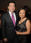 Gene Wu and Miya Shay at Celebrating 40 Years: University of Houston- Downtown Gala at the JW Marriott Downtown Friday Jan. 23,2015.(Dave Rossman For the Chronicle)