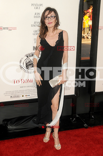 Simona Caparrini at Film Independent's 2012 Los Angeles Film Festival Premiere of 'To Rome With Love' at Regal Cinemas L.A. LIVE Stadium 14 on June 14, 2012 in Los Angeles, California. &copy;&nbsp;mpi35/MediaPunch Inc. /NORTEPHOTO.COM<br /> <br /> **SOLO*VENTA*EN*MEXICO**<br /> **CREDITO*OBLIGATORIO** <br /> *No*Venta*A*Terceros*