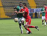 Deportivo Cali venció 2-0 a Fortaleza, en Bogotá. Fecha 4 Liga Águila II-2016.