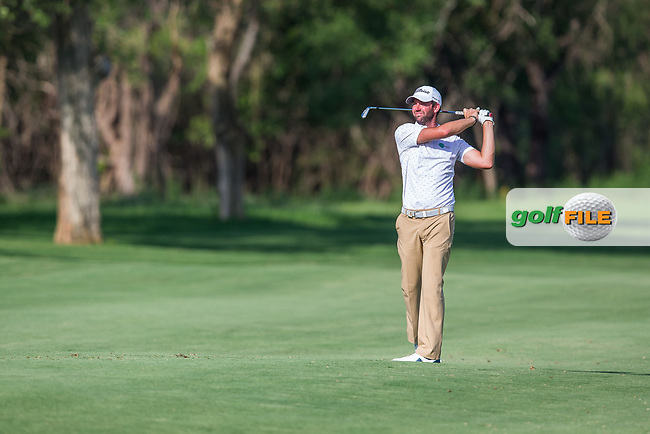 Scott Jamieson (SCO) during the 3rd round of the Alfred Dunhill Championship, Leopard Creek Golf Club, Malelane, South Africa. 15/12/2018<br /> Picture: Golffile | Tyrone Winfield<br /> <br /> <br /> All photo usage must carry mandatory copyright credit (&copy; Golffile | Tyrone Winfield)