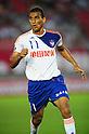 Bruno Lopes (Albirex),..JULY 10, 2011 - Football :..2011 J.League Division 1 match between Kashima Antlers 1-2 Albirex Niigata at Kashima Soccer Stadium in Ibaraki, Japan. (Photo by AFLO)