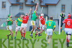 Kilmoyley Blarney Kilmoyley v  Blarney at Kilmoyley on Sunday..MUNSTER INTERMEDIATE HURLING CHAMPIONSHIP QUARTER FINAL BLARNEY 3-9 KILMOYLEY 0-7