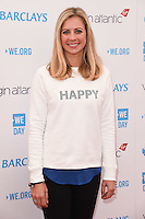 Holly Branson<br /> at WE Day 2016 at Wembley Arena, London<br /> <br /> <br /> &copy;Ash Knotek  D3096 09/03/2016