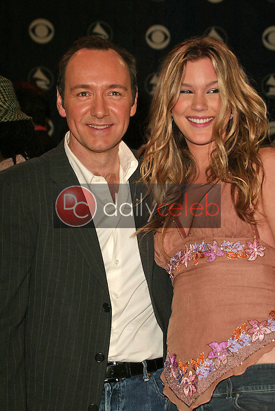 Kevin Spacey and Joss Stone