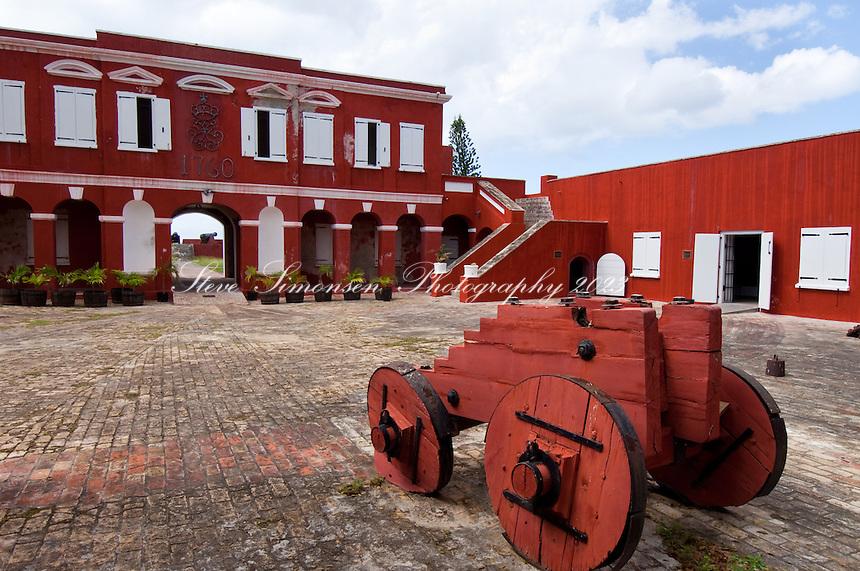 Fort Frederick, <br /> Frederiksted, St. Croix<br /> US Virgin Islands