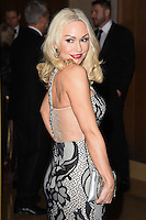 Kristina Rihanoff<br /> at the 2017 Critic's Circle Film Awards held at the Mayfair Hotel, London.<br /> <br /> <br /> ©Ash Knotek  D3219  22/01/2017