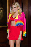 Pixie Lott attends the London Lesbian & Gay Switchboard - 40th birthday gala at Waldorf Hilton, Aldwych in London. 06/03/2014 Picture by: Jim Pearson / Featureflash
