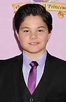 """BURBANK, CA - NOVEMBER 10: Zach Callison arrives at the Disney Channel's Premiere Party For """"Sofia The First: Once Upon A Princess"""" at the Walt Disney Studios on November 10, 2012 in Burbank, California."""