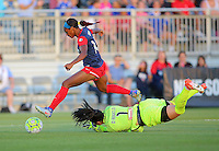 Washington Spirit vs Western New York Flash, September 3, 2016
