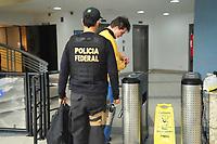 CURITIBA, PR, 06.08.2019 - Operacao Cravada-  Policia federal cumpriu nessa terca (06) a operacao cravada visando desarticular nucleo financeiro da faccao criminosa PCC, na superintendencia da policia federal no parana em Curitiba(PR). (Foto: Ernani Ogata/Codigo19)