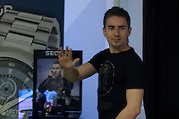 Jorge Lorenzo at Sector presentation