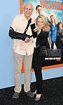 Chevy Chase and Beverly D'Angelo arriving at the Los Angeles premiere of Vacation held at Regency Village Theatre Westwood CA. July 27, 2015.