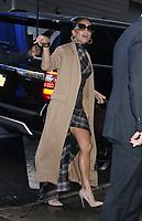 NEW YORK, NY- September 10 Jennifer Lopez at Good Morning America promoting Hustlers on September 10, 2019 in New York City. Credit: RW/MediaPunch