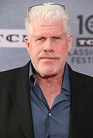 """11 April 2019 - Hollywood, California - Ron Perlman. 2019 10th Annual TCM Classic Film Festival - The 30th Anniversary Screening of """"When Harry Met Sally"""" Opening Night  held at TCL Chinese Theatre. <br /> CAP/ADM/FS<br /> ©FS/ADM/Capital Pictures"""