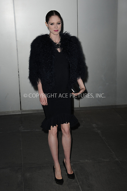 WWW.ACEPIXS.COM<br /> March 22, 2015 New York City<br /> <br /> Coco Rocha attending the 'Mad Men' New York Special Screening at The Museum of Modern Art on March 22, 2015 in New York City.<br /> <br /> Please byline: Kristin Callahan/AcePictures<br /> <br /> ACEPIXS.COM<br /> <br /> Tel: (646) 769 0430<br /> e-mail: info@acepixs.com<br /> web: http://www.acepixs.com