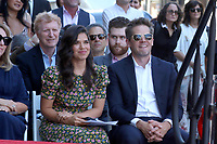 LOS ANGELES - SEP 12:  America Ferrera, Ryan Piers Williams at the Judith Light Star Ceremony on the Hollywood Walk of Fame on September 12, 2019 in Los Angeles, CA