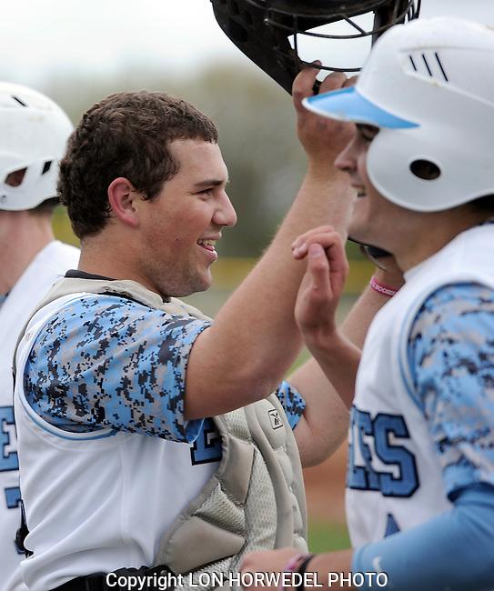 Skyline High School vs Monroe High School baseball at Skyline, Thursday, May 15, 2014.