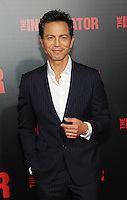 "NEW YORK, NY - July 11:  Benjamin Bratt attends the New York remiere of ""The Infiltrator"" at the Loewa AMC on July 11, 2016 in New York City.Photos  by: John Palmer/ MediaPunch"
