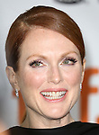 Julianne Moore attending the Red Carpet Arrivals for 'Maps To The Stars' at the Roy Thomson Hall during the 2014 Toronto International Film Festival on September 9, 2014 in Toronto, Canada.