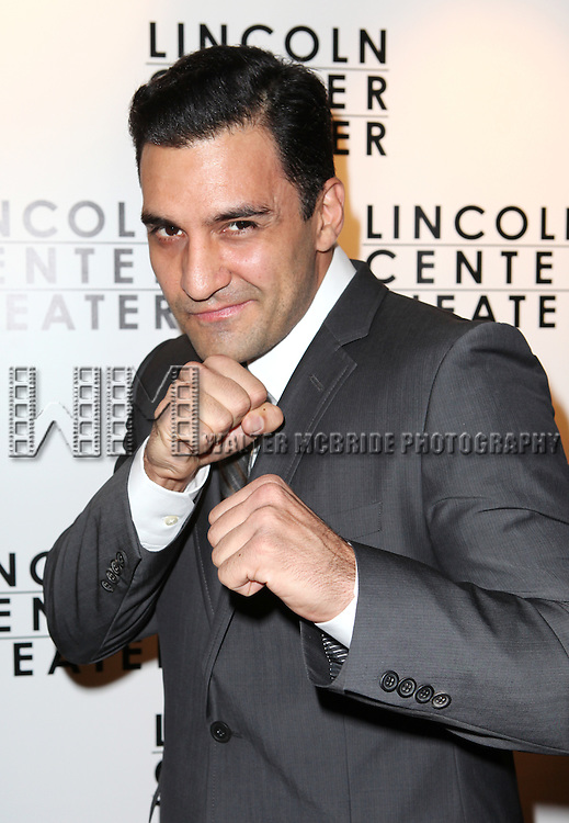 Dion Mucciacito attending the Broadway Opening Night After Party for The Lincoln Center Theater Production of 'Golden Boy' at the Millennium Broadway in New York City on December 6, 2012