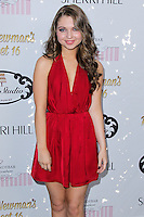 HOLLYWOOD, LOS ANGELES, CA, USA - APRIL 27: Sammi Hanratty at Ryan Newman's 'Glitz and Glam' Sweet 16 Birthday Party held at Emerson Theatre on April 27, 2014 in Hollywood, Los Angeles, California, United States. (Photo by Xavier Collin/Celebrity Monitor)
