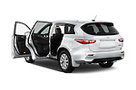 Car images of a 2014 Infiniti QX60 Hybrid 5 Door SUV Doors